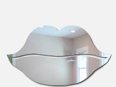 Зеркальный магнитик