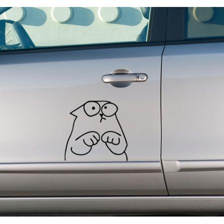 Виниловая наклейка на авто